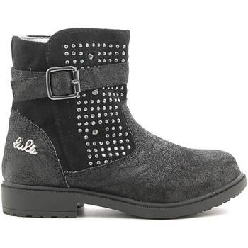 kengät Lapset Bootsit Lulu LL140006S Musta