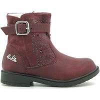 kengät Lapset Bootsit Lulu LL140006S Punainen