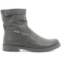 kengät Lapset Bootsit Lulu LL1000019L Musta