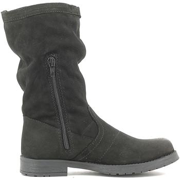 kengät Lapset Bootsit Lulu LL1000017L Musta