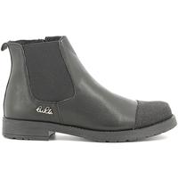 kengät Lapset Bootsit Lulu LL100022L Musta
