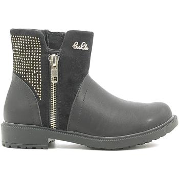 kengät Lapset Bootsit Lulu LL110016S Musta