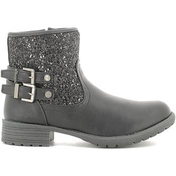 kengät Lapset Bootsit Wrangler WG16207K Musta