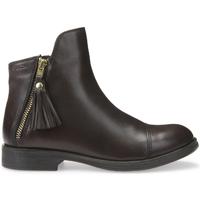 kengät Lapset Bootsit Geox J5449C 00043 Ruskea