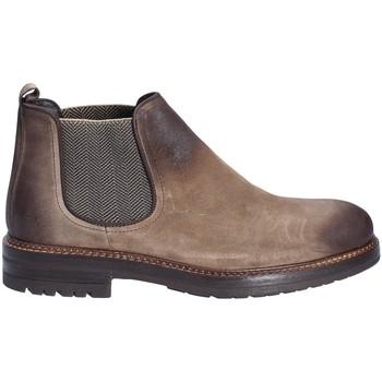 kengät Miehet Bootsit Exton 695 Ruskea