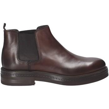 kengät Miehet Bootsit Rogers 456_2 Ruskea
