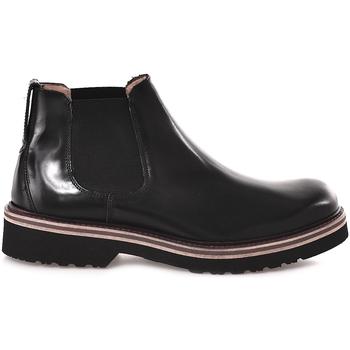 kengät Miehet Bootsit Soldini 20358 D Musta