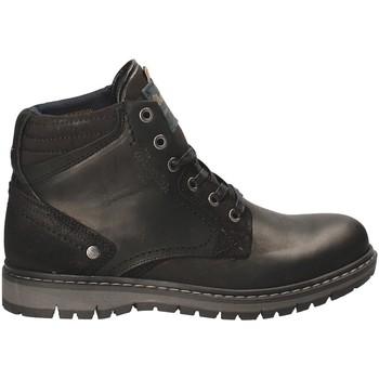 kengät Miehet Bootsit Wrangler WM172015 Musta