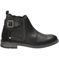 kengät Miehet Bootsit Wrangler WM172062 Musta