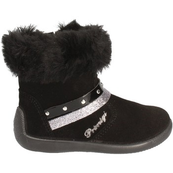 kengät Lapset Talvisaappaat Primigi 8520 Musta
