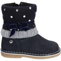 kengät Lapset Bootsit Melania ME1013B7I.C Sininen