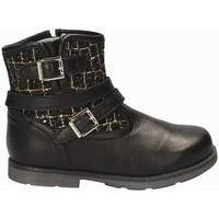 kengät Lapset Bootsit NeroGiardini A722720F Musta