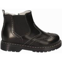 kengät Lapset Bootsit NeroGiardini A724441M Musta