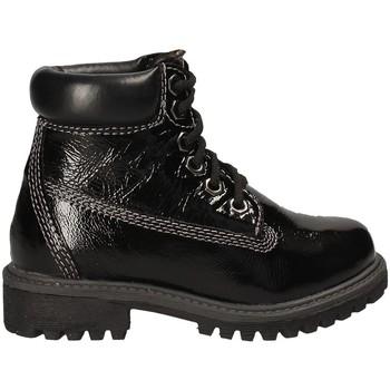 kengät Lapset Bootsit Grunland PO587 Musta