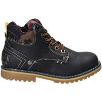 kengät Lapset Bootsit Wrangler WJ17210 Sininen