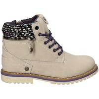 kengät Lapset Bootsit Wrangler WG17230 Beige