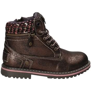 kengät Lapset Bootsit Wrangler WG17230 Ruskea