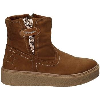 kengät Lapset Bootsit Wrangler WG17235 Ruskea