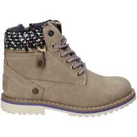 kengät Lapset Bootsit Wrangler WG17230 Harmaa