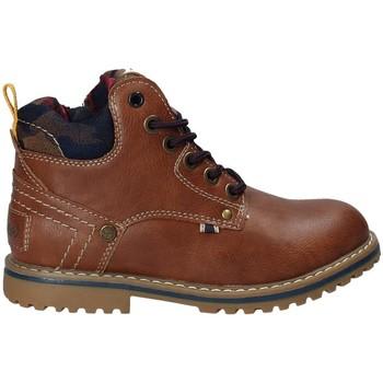 kengät Lapset Bootsit Wrangler WJ17210 Ruskea