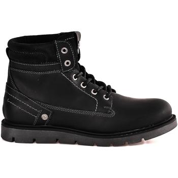 kengät Miehet Bootsit Wrangler WM182011 Musta