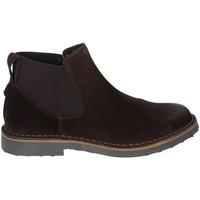 kengät Miehet Bootsit Rogers 20078 Ruskea