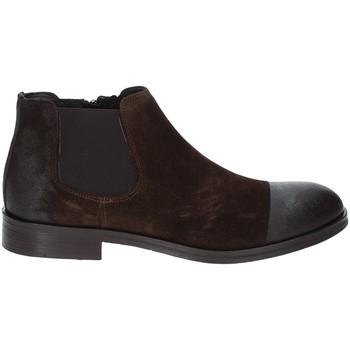 kengät Miehet Bootsit Exton 5357 Ruskea