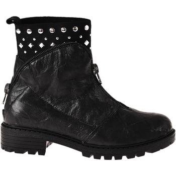 kengät Lapset Bootsit Grunland PO1068 Musta