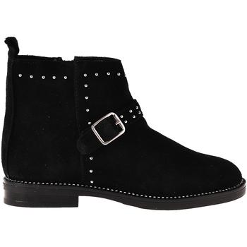 kengät Lapset Bootsit Grunland PO1427 Musta