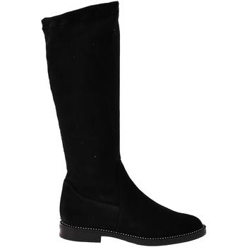 kengät Lapset Saappaat Grunland ST0366 Musta