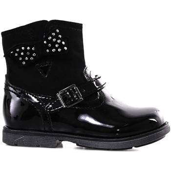 kengät Lapset Bootsit NeroGiardini A820750F Musta