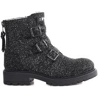 kengät Lapset Bootsit NeroGiardini A830802F Musta