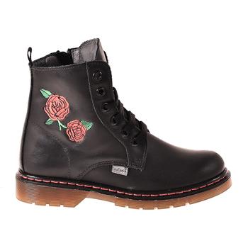 kengät Lapset Bootsit Melania ME6636F8I.A Musta