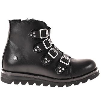 kengät Lapset Bootsit Melania ME6614F8I.A Musta