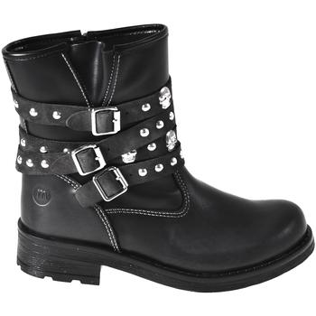 kengät Lapset Bootsit Melania ME6846F8I.B Musta