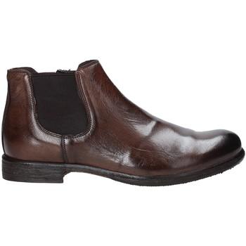 kengät Miehet Bootsit Exton 3117 Ruskea