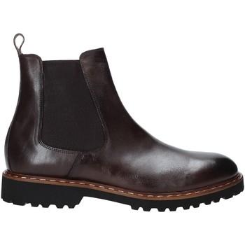 kengät Miehet Bootsit Exton 9059 Ruskea
