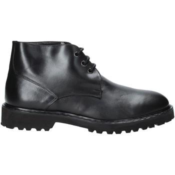 kengät Miehet Bootsit Exton 9058 Musta