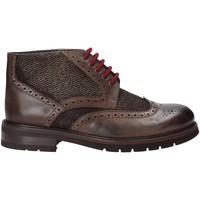 kengät Miehet Bootsit Exton 63 Ruskea