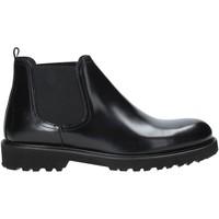 kengät Miehet Bootsit Exton 465 Musta