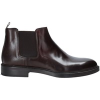 kengät Miehet Bootsit Rogers 1104_4 Ruskea