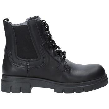 kengät Lapset Bootsit NeroGiardini A931341F Musta