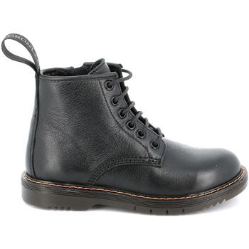 kengät Lapset Bootsit Grunland PO1177 Musta