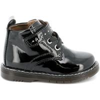 kengät Lapset Bootsit Grunland PP0265 Musta