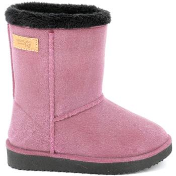 kengät Lapset Talvisaappaat Grunland DO0294 Punainen