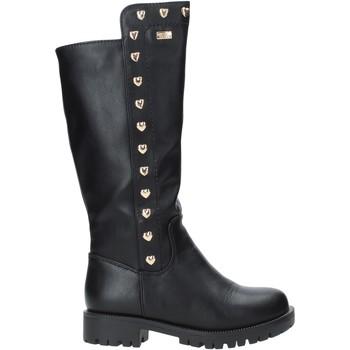 kengät Lapset Bootsit Miss Sixty W19-SMS680 Musta