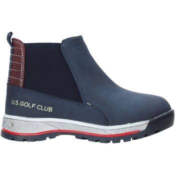 kengät Lapset Bootsit U.s. Golf W19-SUK525 Sininen