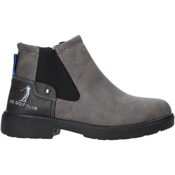 kengät Lapset Bootsit U.s. Golf W19-SUK550 Harmaa