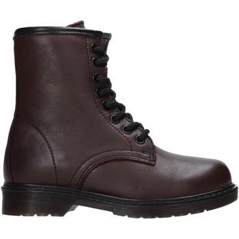 kengät Lapset Bootsit Valleverde 36014 Punainen