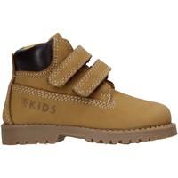 kengät Lapset Bootsit Valleverde 36801 Keltainen